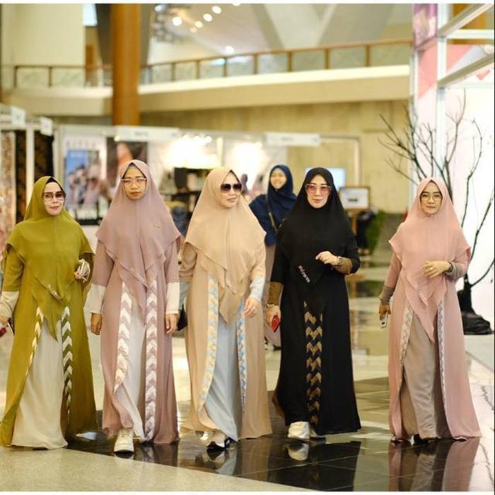 New Release Gita Set By Shararea Muslim Fashion Banyak Juga Yang Membeli Id Product Indonesian