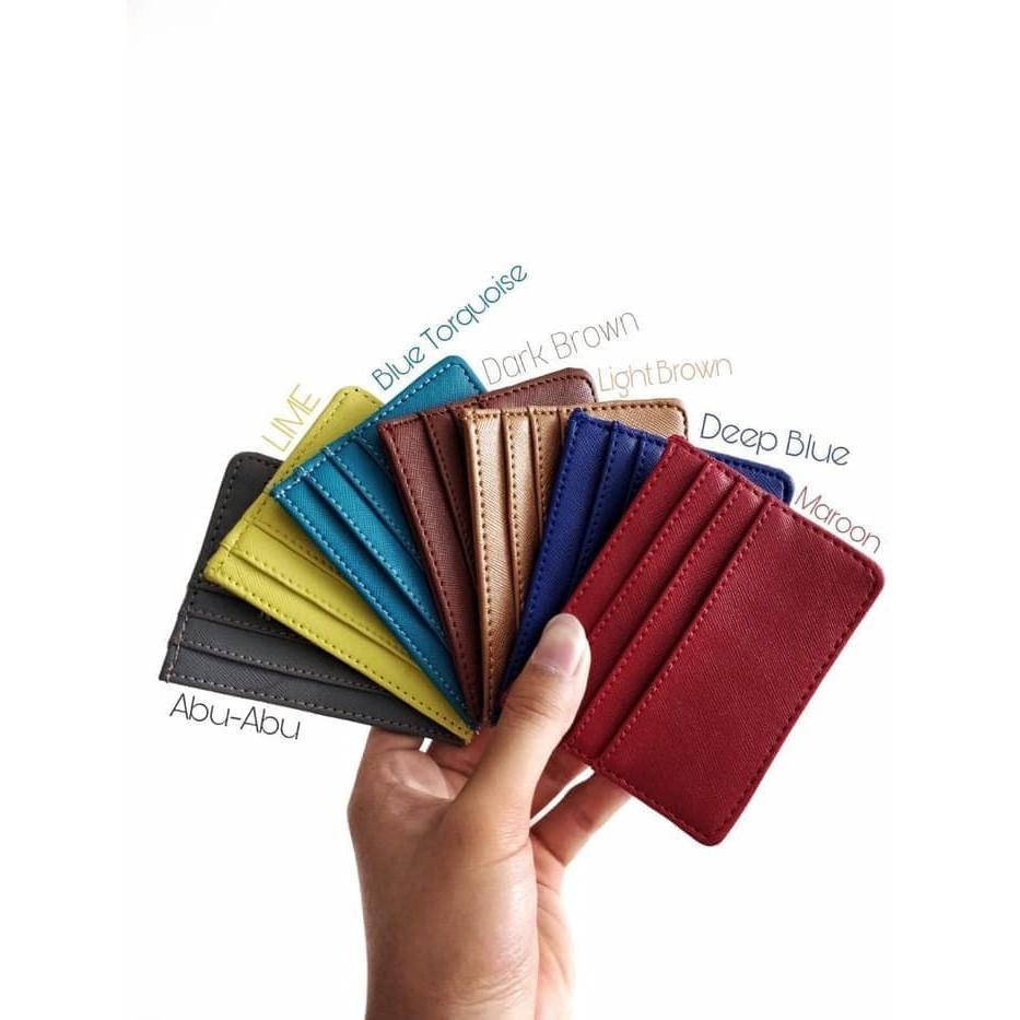 Dompet Kartu / Card Holder / Card Wallet (Kartu Kredit,ATM,Kartu Nama) | Shopee Indonesia