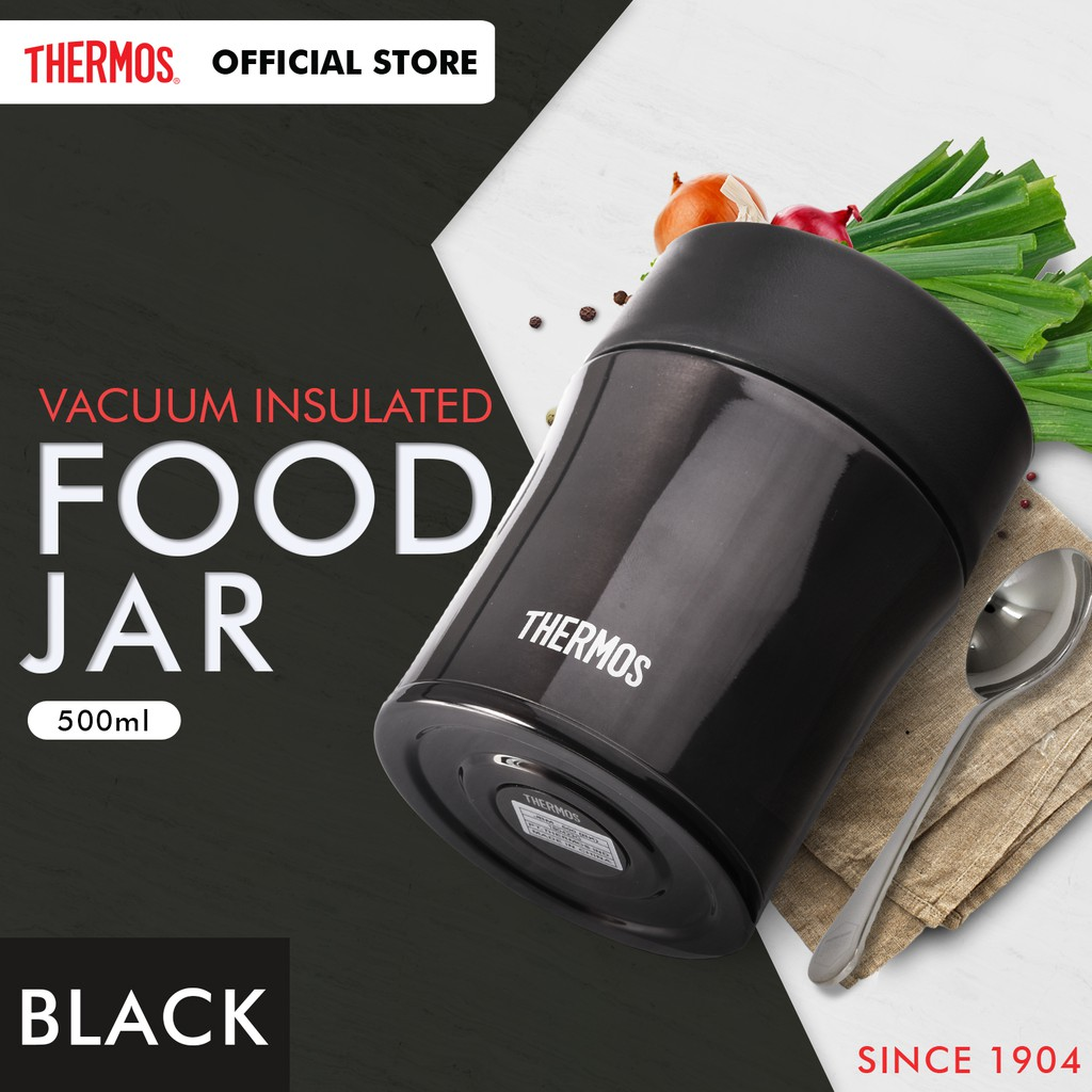 Up To 77 Discount From Thermos Indonesia Official Shop Ice Cold Bottle With Bag S Blue 300ml Fhl 400f Sky Food Jar Vacuum Insulated Black 500ml Jbm 50