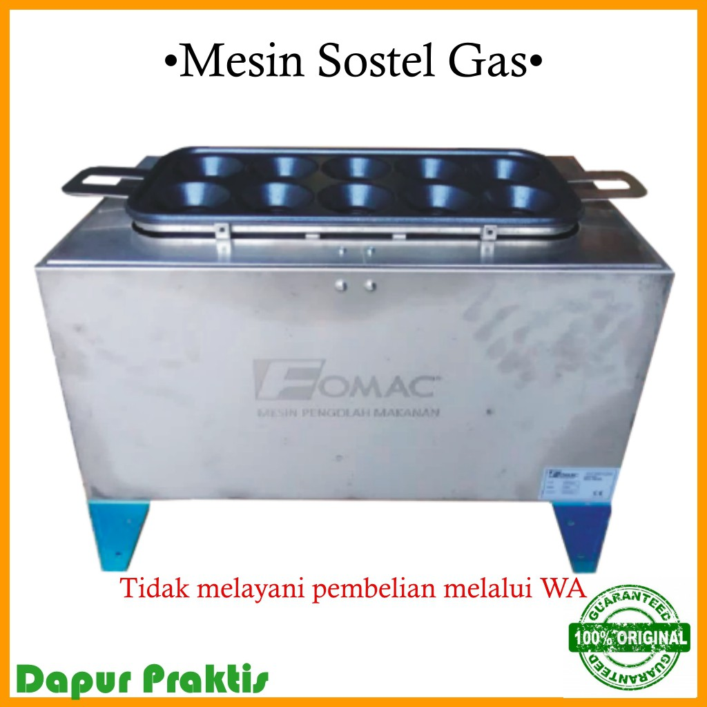 Murah Egg Sausage Getra Panggangan Sosis Telur 4 Lubang Sostel Alat Mesin Lobang Roll Kualitas Super Bagus Shopee Indonesia