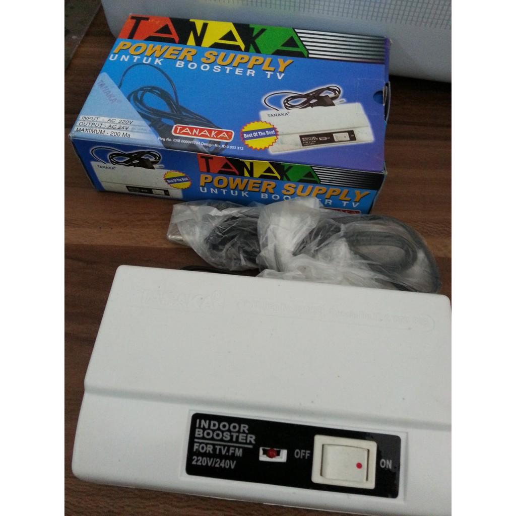 Boster Tv Toyosaki Tys 999 Booster Antena Penguat Sinyal Led Tys999 Signal Shopee Indonesia