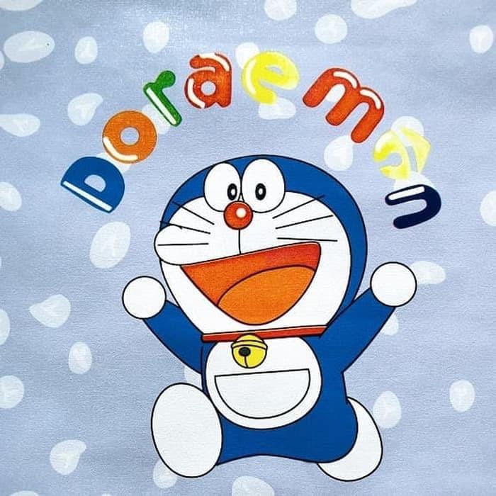 Wallpaper Doraemon Nobita Terbang 10 M X 45 Cm Pusat