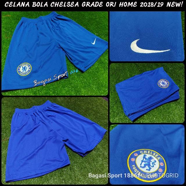 Syal Rajut 1 SR1-C Sisi Chelsea FC Biru Putih 2016 2017 2018 17 18 RAJUT   Shopee Indonesia