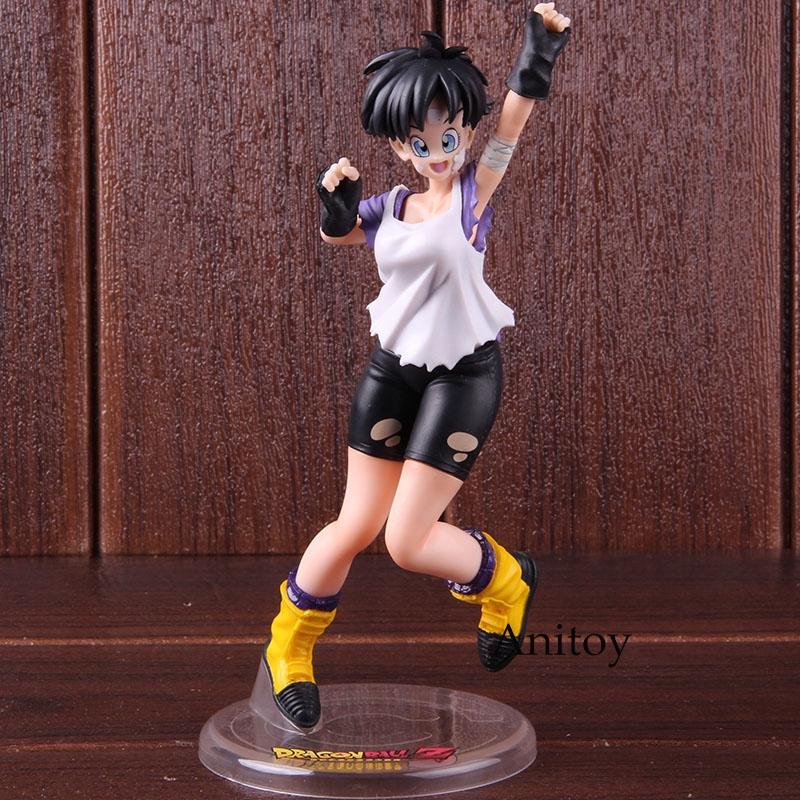 Anime Dragon Ball Gals Videl PVC Figure New In Box
