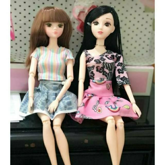 Boneka barbie murah barbie licca barbie cantik barbie pivotal ... 46f9bba309