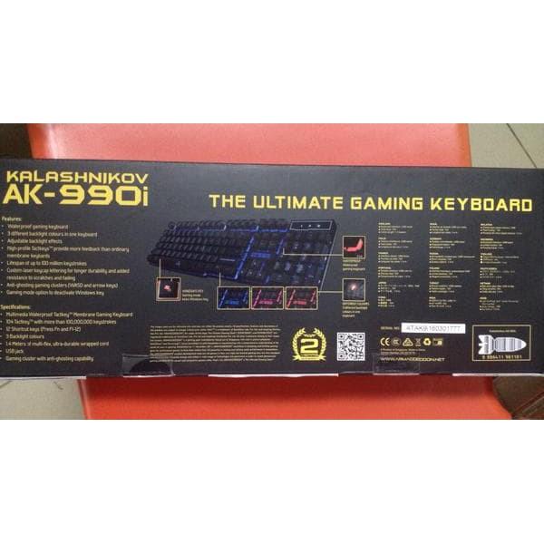 Armaggeddon MKA-7C Psycheagle Mechanical Keyboard ...