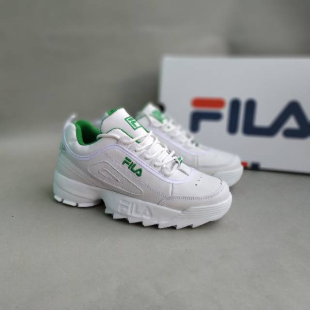 Sepatu Fila Disruptor 2 Women FULL PINK Size 37-41 Import Made In Vietnam  With Box  4c78589df5