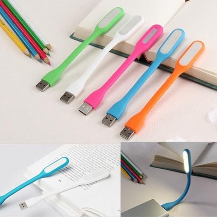 Ulasan Lengkap Lampu LED USB Flexible Stick Lamp Sikat Emergency Meja Baca Headunit - Belanja Toko Edi Sugiyanto