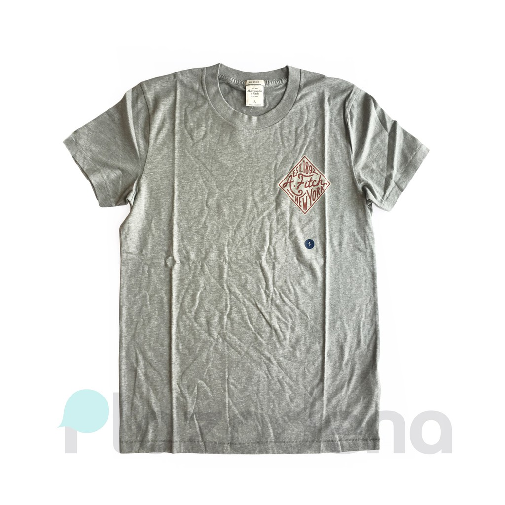Abercrombie   Fitch Mens Logo Graphic Tee  cf8a05f20f