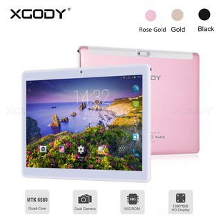 COD ♥ NEWBUY♥ US Plug 10 1 Inch Android 6 0 4G ROM 64GB RAM WiFi 4G LTE  Tablet PC