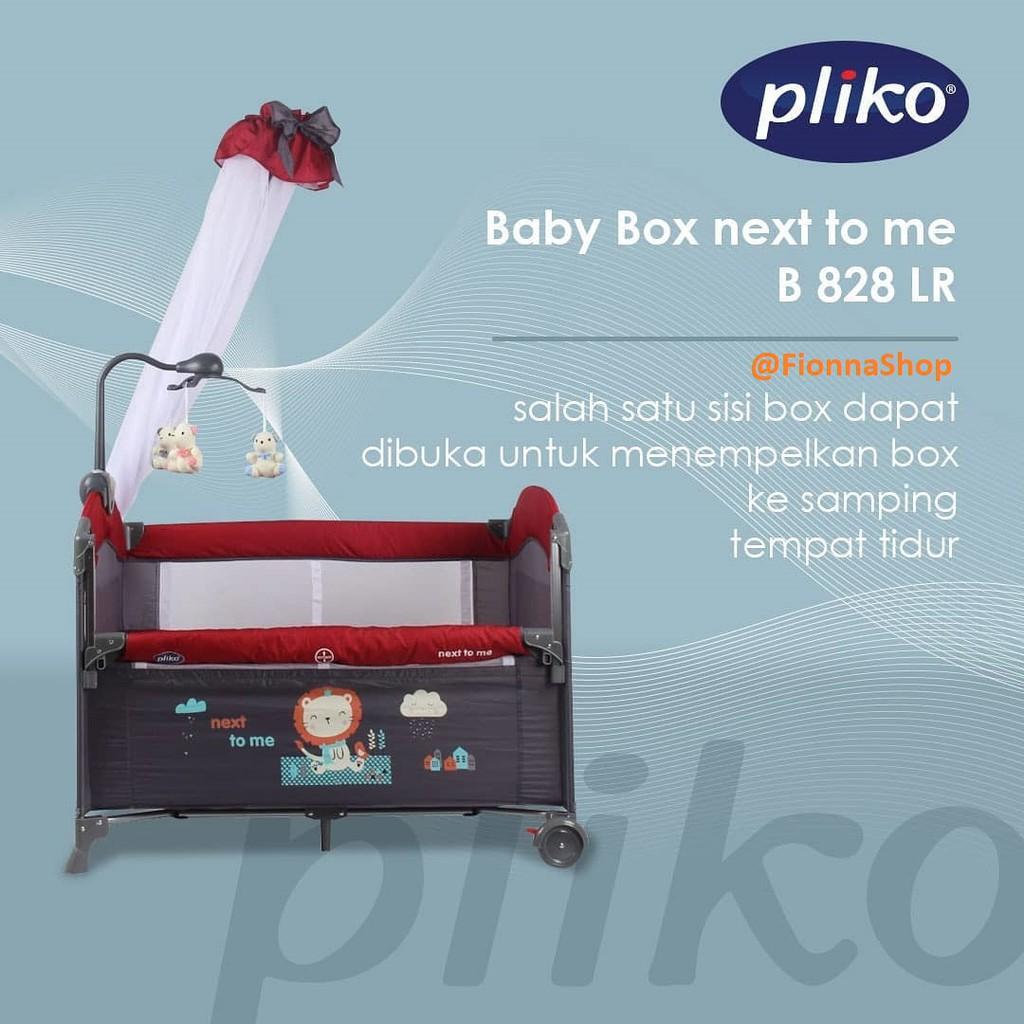 Gas Close To Me >> Baby Box Tempat Tidur Bayi Pliko Next To Me B 828 Lr