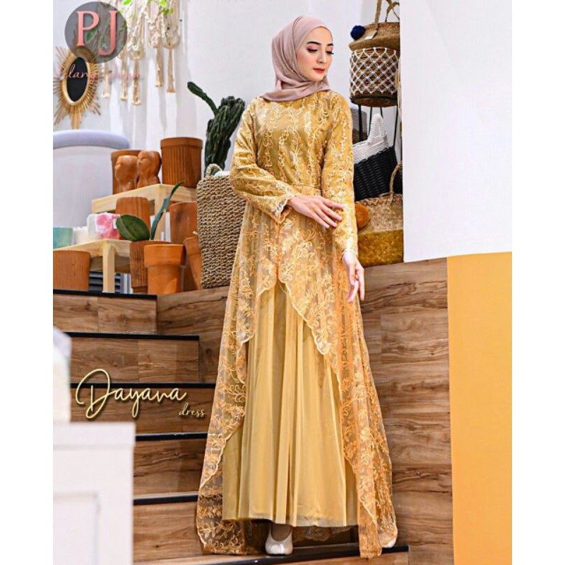 DAYANA DRESS/TERBARU/TERLARIS/DRESS WANITA/DRESS ORIGINAL