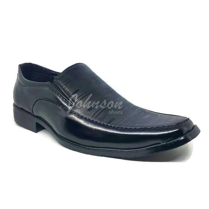[ Johnson Shoes ] Sepatu Pantofel Fashion Wanita Import KOKOWAI - KK 01 Hitam 100% ORIGINAL   Shopee Indonesia