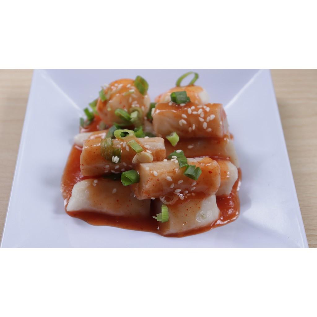 Tteokbokki Instan Makanan Korea Halal Plus Saos Gochujang 750gr
