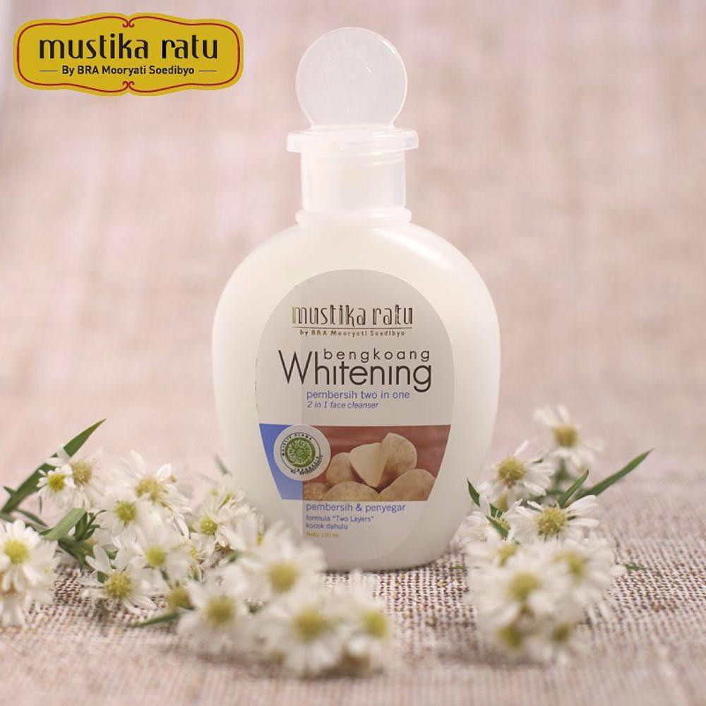 Mustika Ratu Pembersih Dan Penyegar 2 In 1 Whitening 150 Ml Complete Series Shopee Indonesia