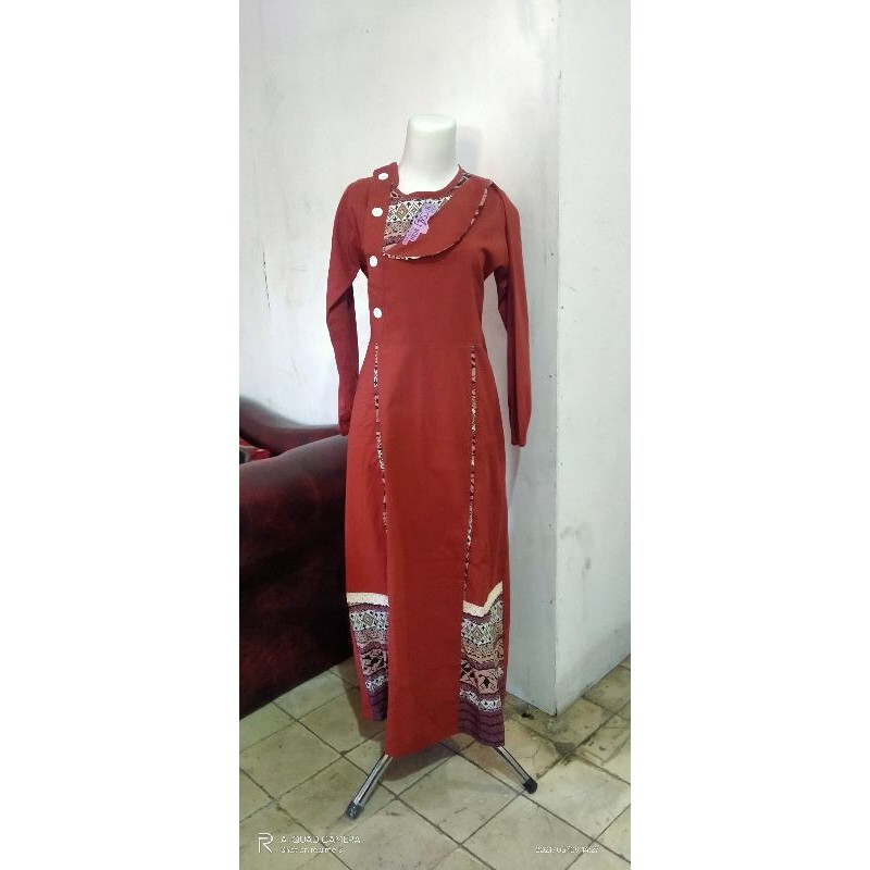 BJ- GONTOR/ PESANTREN/SANTRI/SANTRIWATI/PONDOK baju gamis/baju anak gontor/seragam gontor