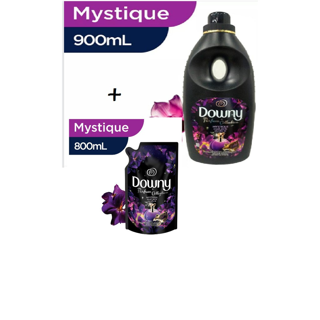 Downy Mystique Refill 15l Paket Isi 2 Pulau Jawa Dan Lampung Pelembut Pakaian Passion Botol 18l Only Pg Shopee Indonesia
