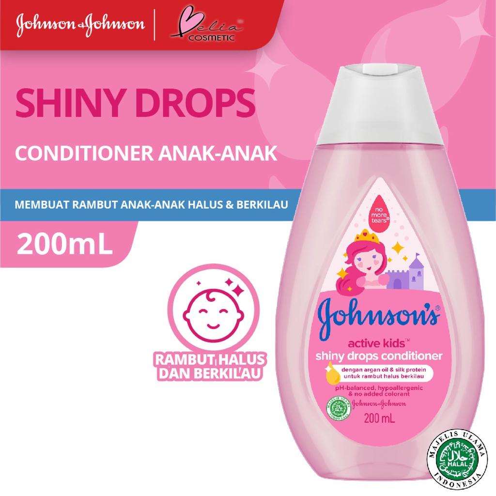 ❤ BELIA ❤ JOHNSON'S Baby Shampoo & Conditioner   Shampo Kondisioner Bayi   BPOM-JB Conditioner Shiny