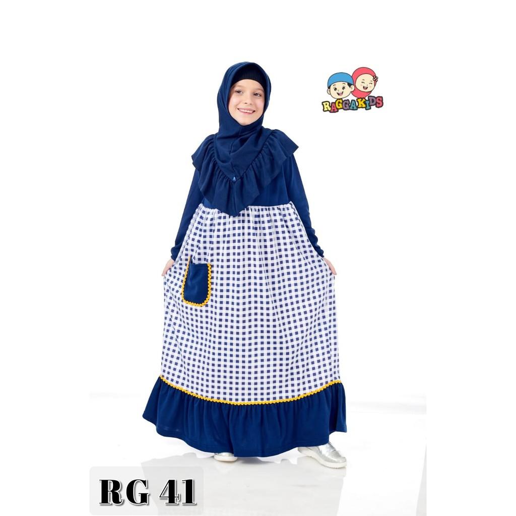 Gamis Kaos Anak Raggakids RG-41