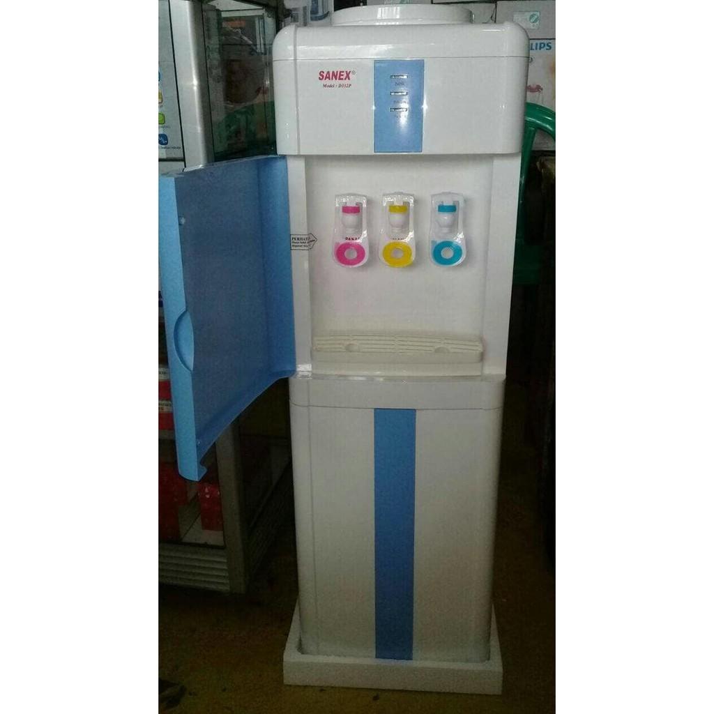 Home Klik Sanex Dispenser Portable Panas Normal D102 Random Galon D 102 Hot Dan Garansi Shopee Indonesia