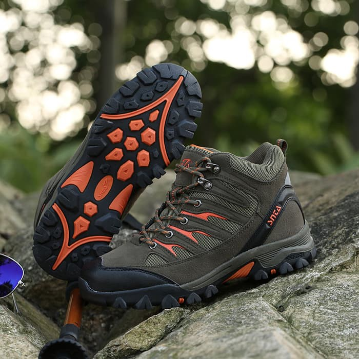 Hiking Semi Boot Pria. Source · sepatu gunung - Temukan Harga dan .
