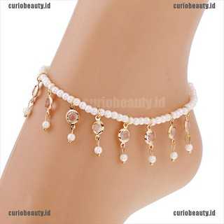 lovelySimpe Fashionable Pattern Stylish Foot Chain Hand Chain Shiny Foot Chain