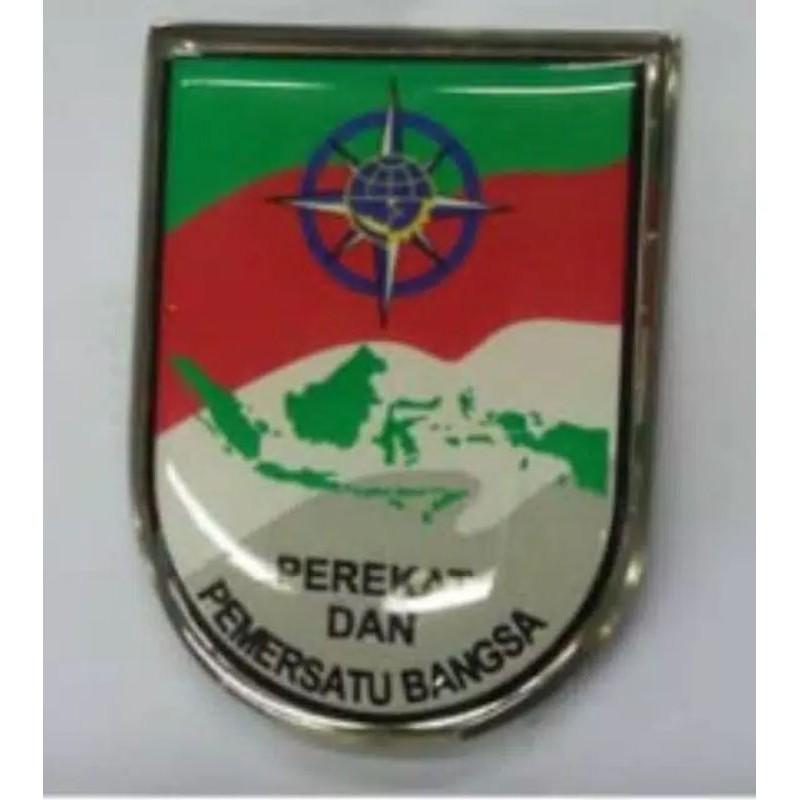 Pin Pemersatu Bangsa Warna Dan Ukuran 3x2 5 Shopee Indonesia