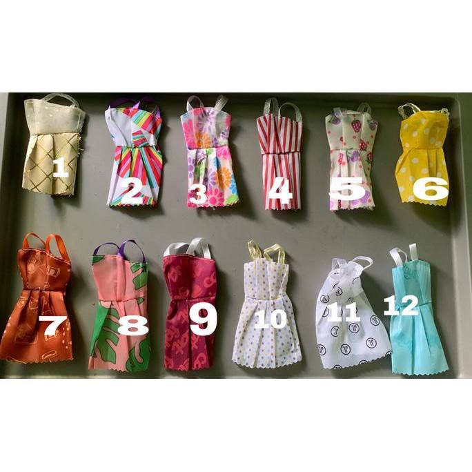 Bhgvfcdx Baju Boneka Barbie Barbie An Just For Girl Shopee Indonesia