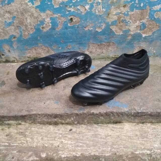 Sepatu Bola Bola Adidas Copa 19 Fg Core Black Go Premiun