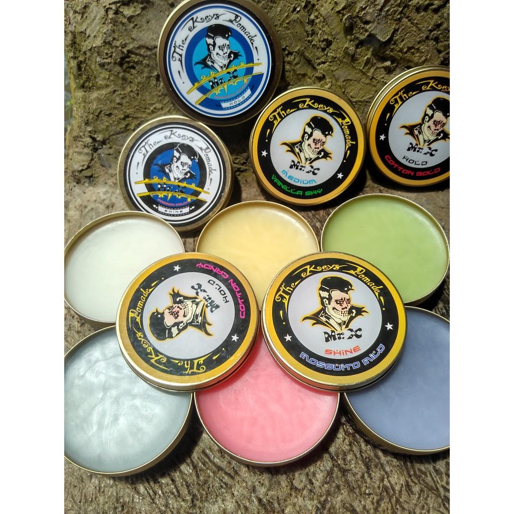 Pomade Aroma Bubble Gum Permen Karet Shopee Indonesia Best Seller Harum Bubblegum Buble