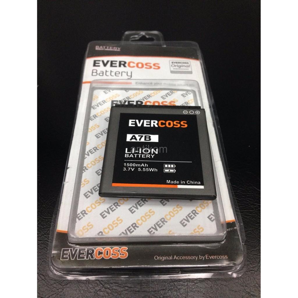 Baterai Evercoss A7r Original Shopee Indonesia A7b