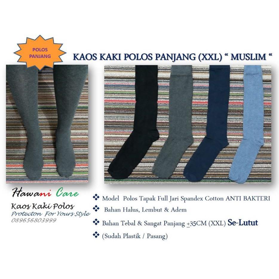 Kaos Kaki Polos Temukan Harga Dan Penawaran Aksesoris Muslim Grosir Jempol Tapak Hitam Online Terbaik Fashion November 2018 Shopee Indonesia
