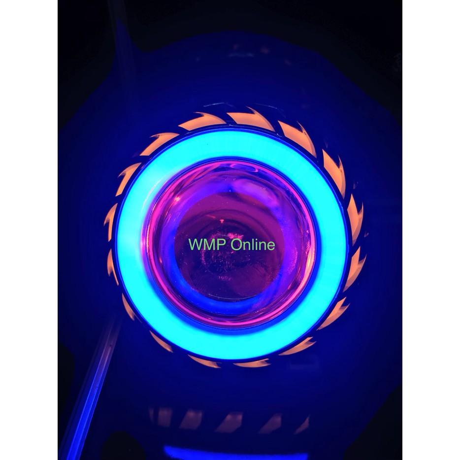 Lampu Projie U27R Mini RRB Rainbow 3 Inch Angel Bulat Running WMP-0572   Shopee Indonesia