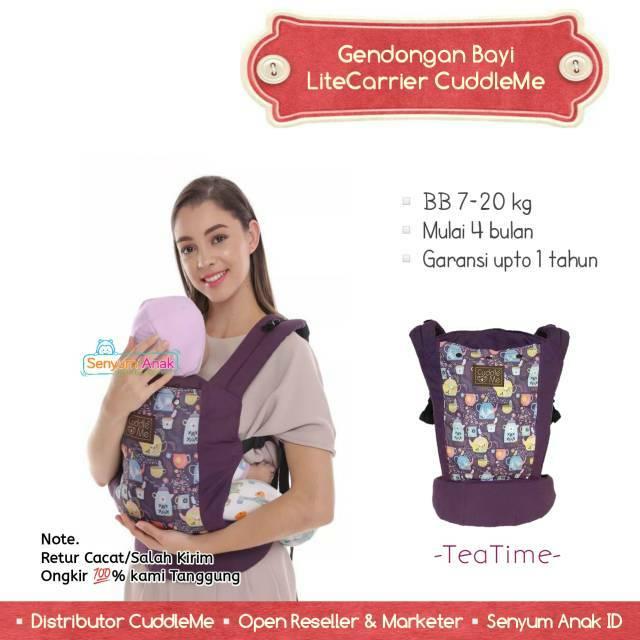 Infant Insert CuddleMe/ Cuddle Me Infant Insert/ Asesoris Gendongan/ Asesoris Lite Carrier Cuddle Me | Shopee Indonesia