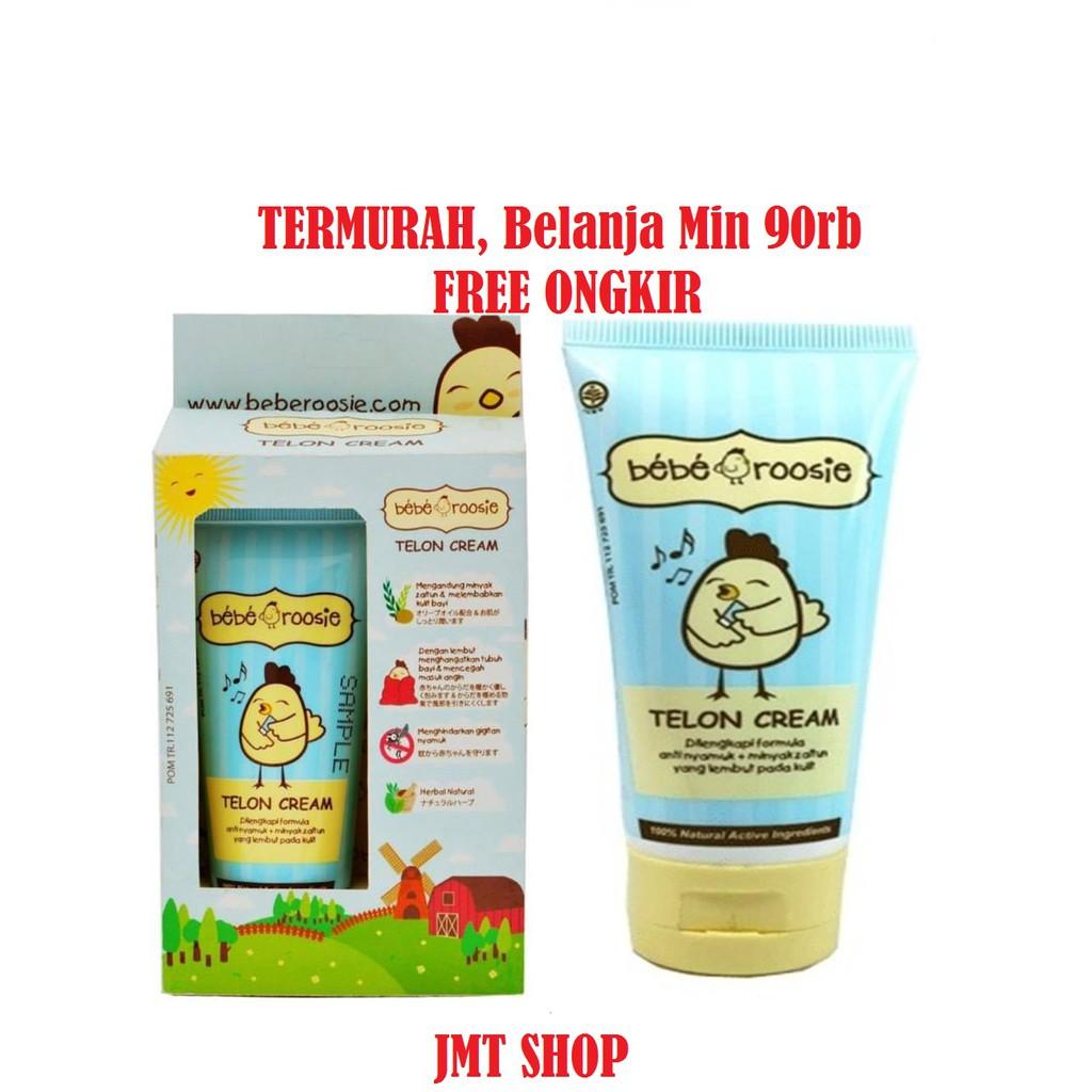 Bebe Roosie Telon Cream 60gr Shopee Indonesia My Baby Paket Hemat Minyak Plus 90ml 3pcs Mtk039