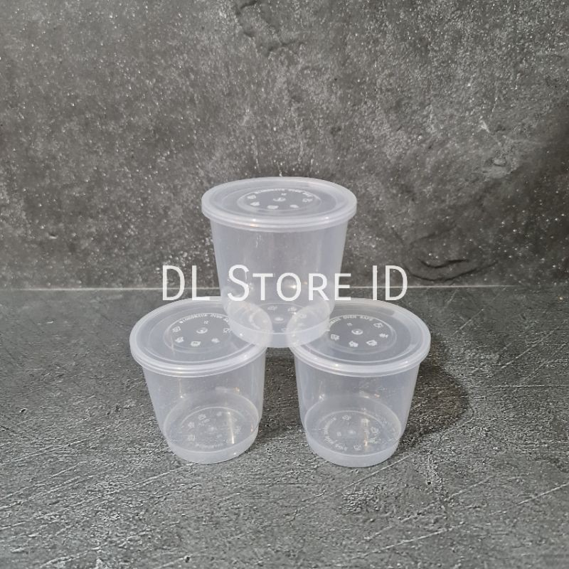 Cup Merpati 150ml / Cup Pudding 150ml