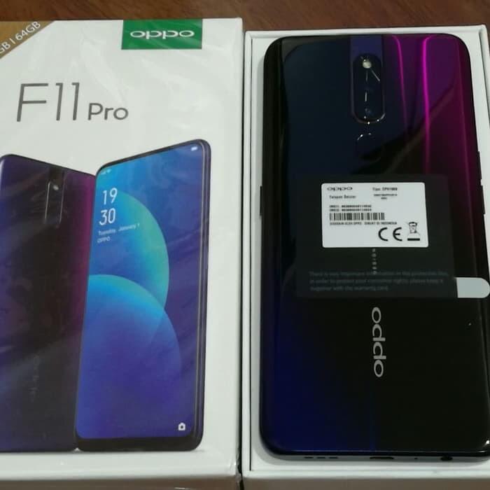[Handphone Second] Oppo f11 pro HP Bekas