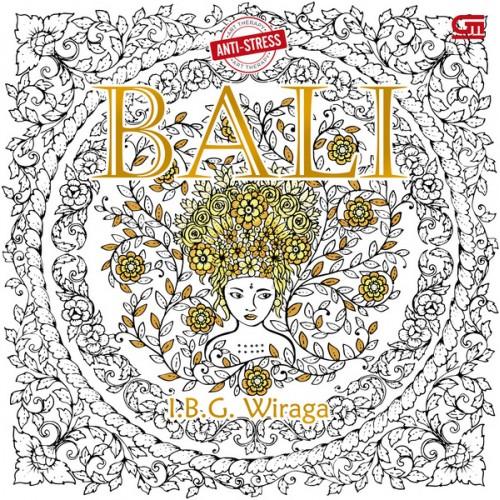 Art Therapy Bali Buku Mewarnai Berkualitas Tinggi Anti Stress Gramedia Pustaka Utama