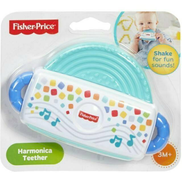(ready) Fisher Price Harmonica teether