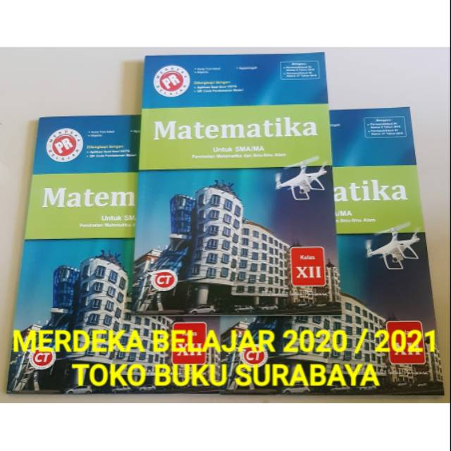 Buku Pr Sma Matematika Peminatan Kelas 12 2020 2021 Shopee Indonesia