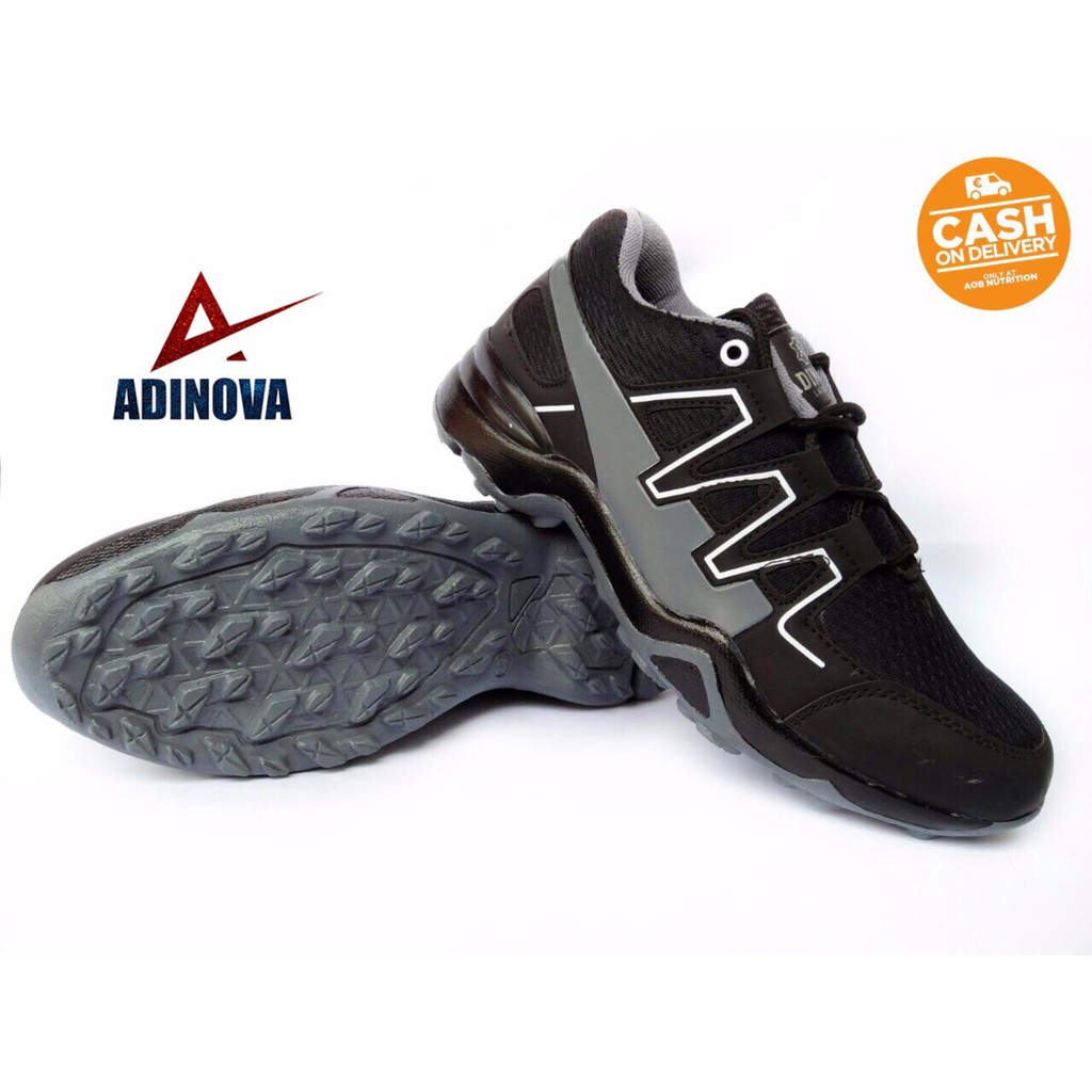 Adinova Shoes Sepatu Pria Solomo   Sepatu Olahraga Pria   Sepatu Santai -  Merah  fee2b7de53