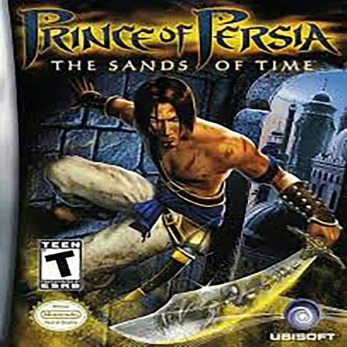 Prince Of Persia The Sands Of Time Cd Dvd Game Pc Semarang Toko Games Pc Laptop Shopee Indonesia