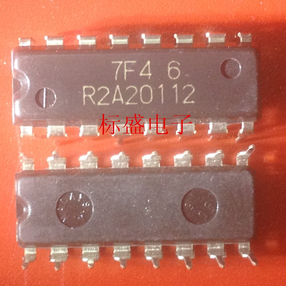 20PCS LM13600AN LM13600 DIP-16 AMP IC