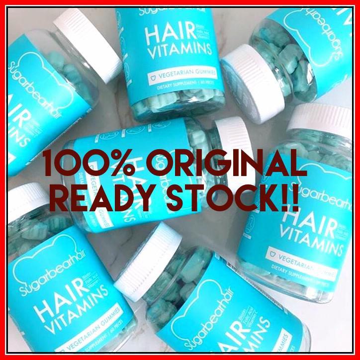 Promo/ [100% ORIGINAL USA] Sugarbearhair Sugar Bear Hair Sugarbear Hair /Murah | Shopee Indonesia