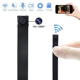 [Bayar di Tempat]1080P Mini HD Wireless Wifi IP Spy Kamera Tersembunyi DV DVR Micro Cam DIY | Shopee Indonesia