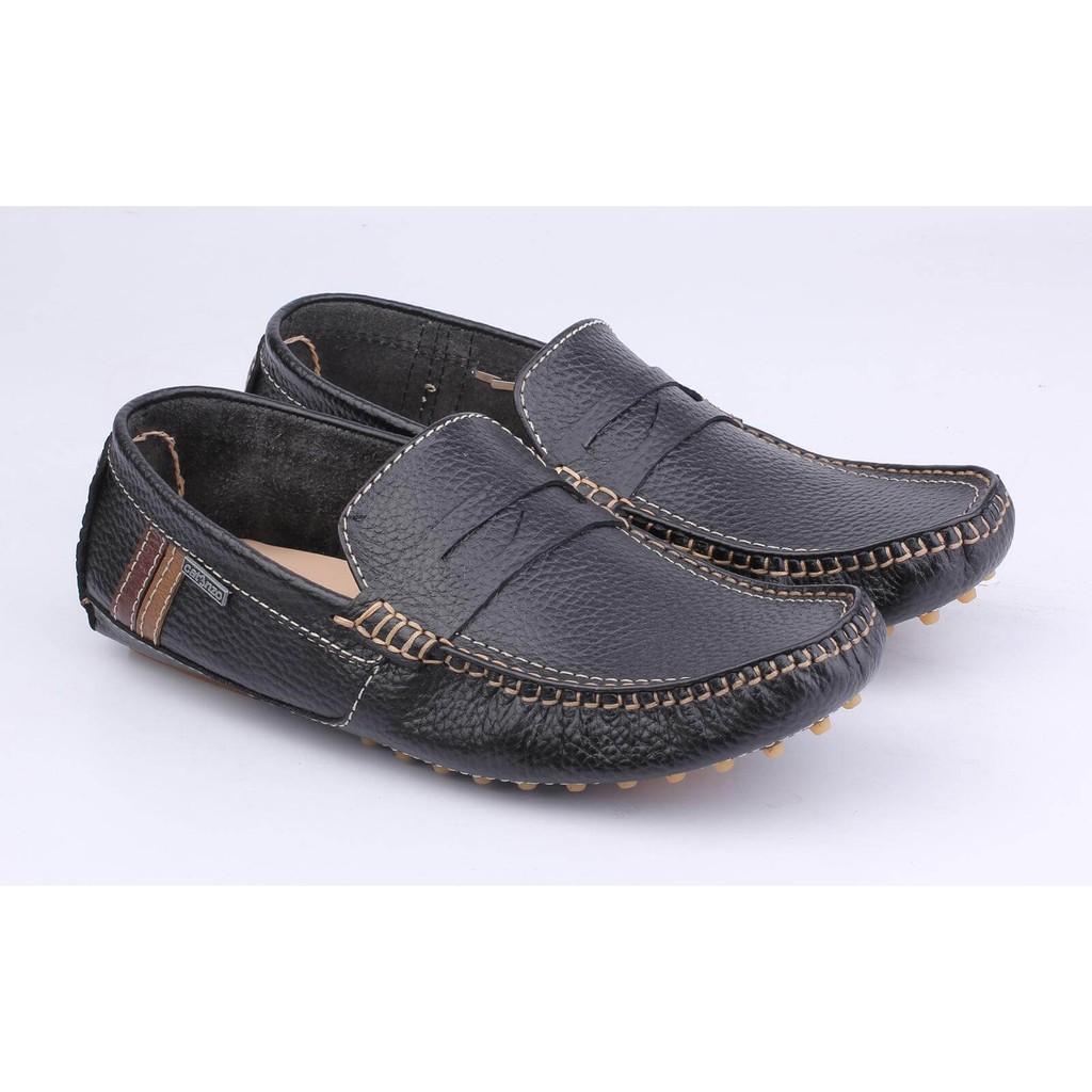 Sepatu Pria Slip On Kulit Ori Brand Bandung MP 017  c1fe5d4e62
