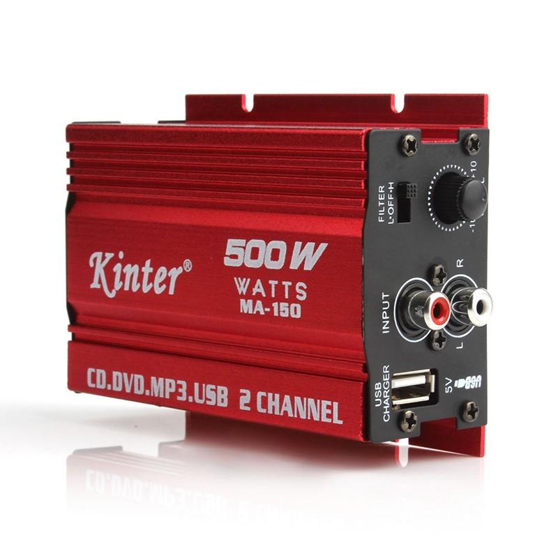Amplifier Subwoofer Audio