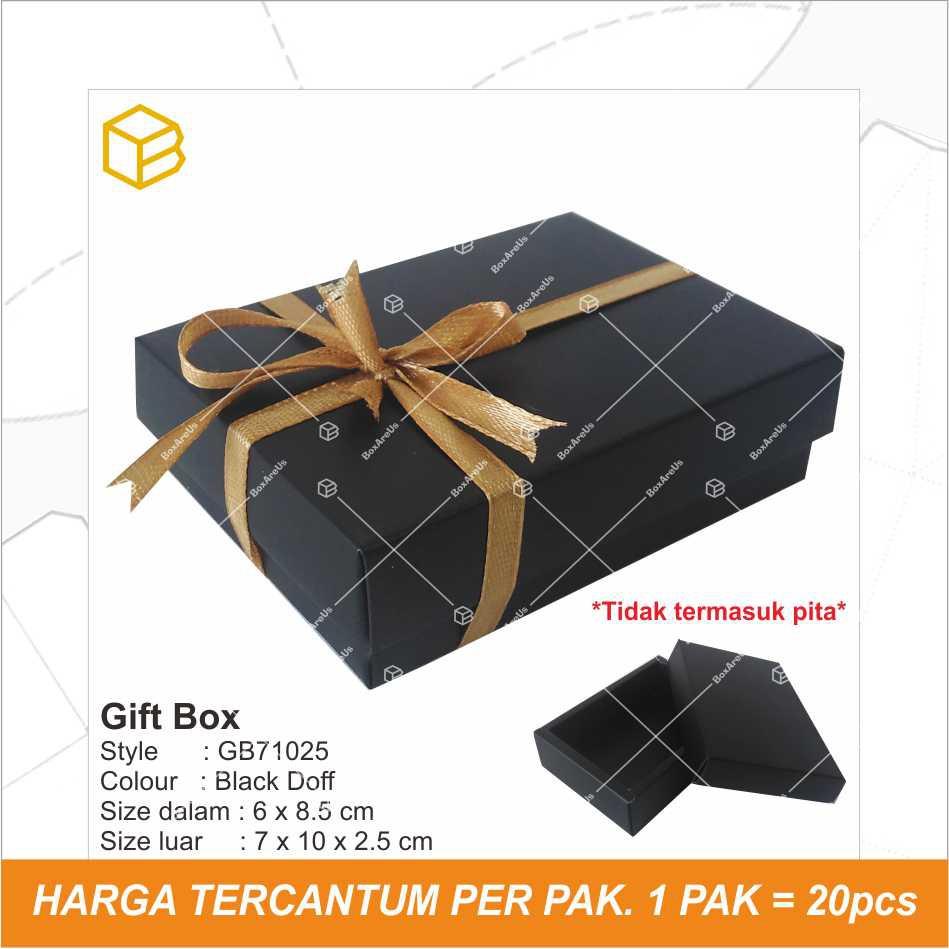 Gb71025 20pcs Gift Box Souvenir Box Packaging Box Shopee Indonesia
