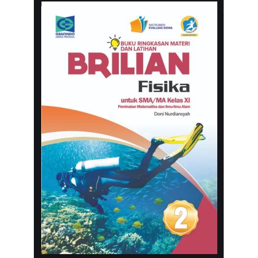 Buku Brilian Fisika Sma Kelas Xi Shopee Indonesia