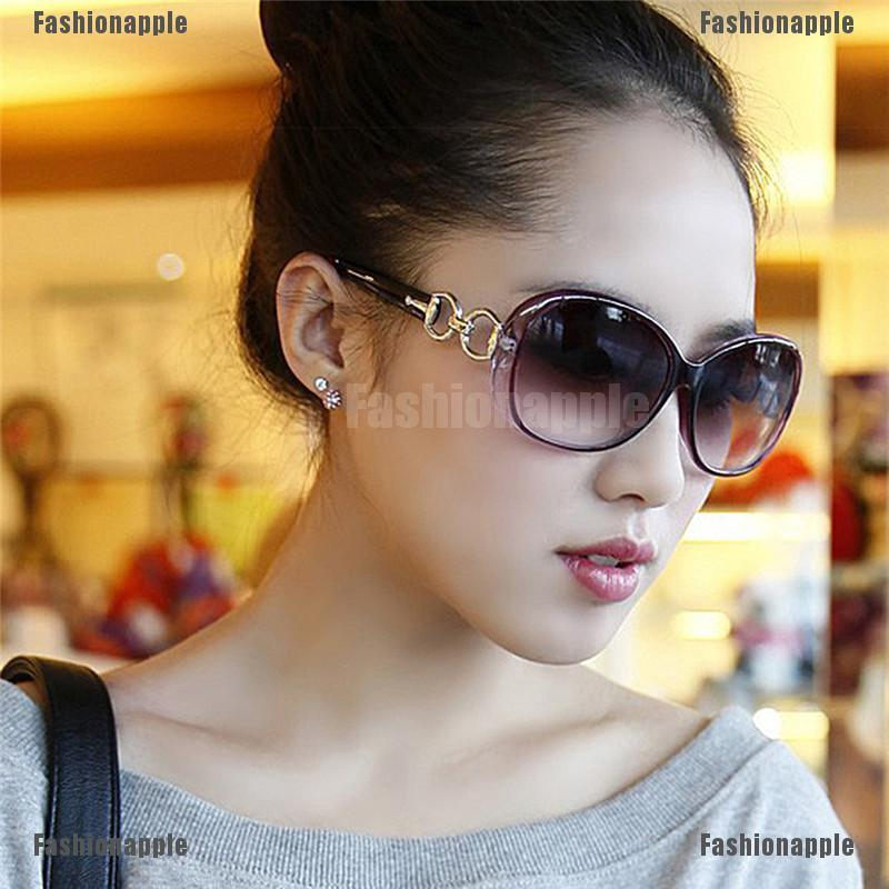 New Retro Vintage Oversized Womens Fashion Sunglasses